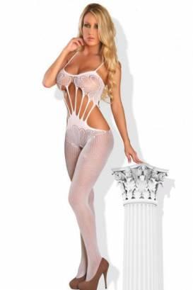 - Askılı Transparan Vücut Çorabı Modelleri